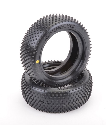 Schumacher Front 4wd Mini Pin 2 Tire