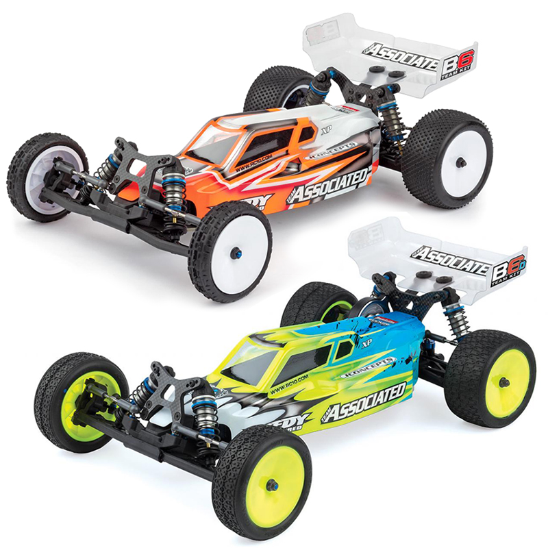 Team Associated Reveals New B6 and B6D 2WD Buggies [VIDEO]
