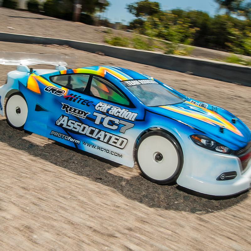 Team Associated TC7 Factory Team [REVIEW]