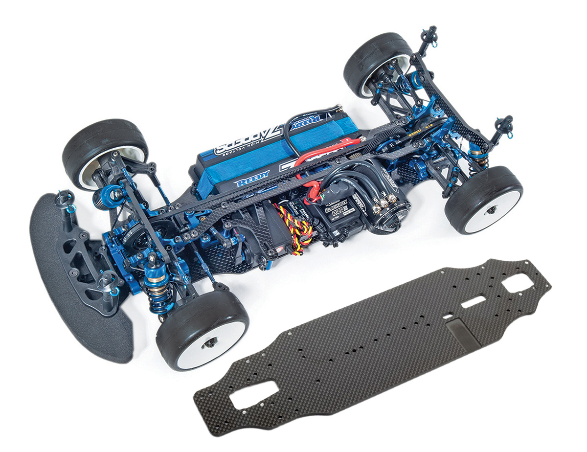 Team Associated TC7 chassis inset RBG