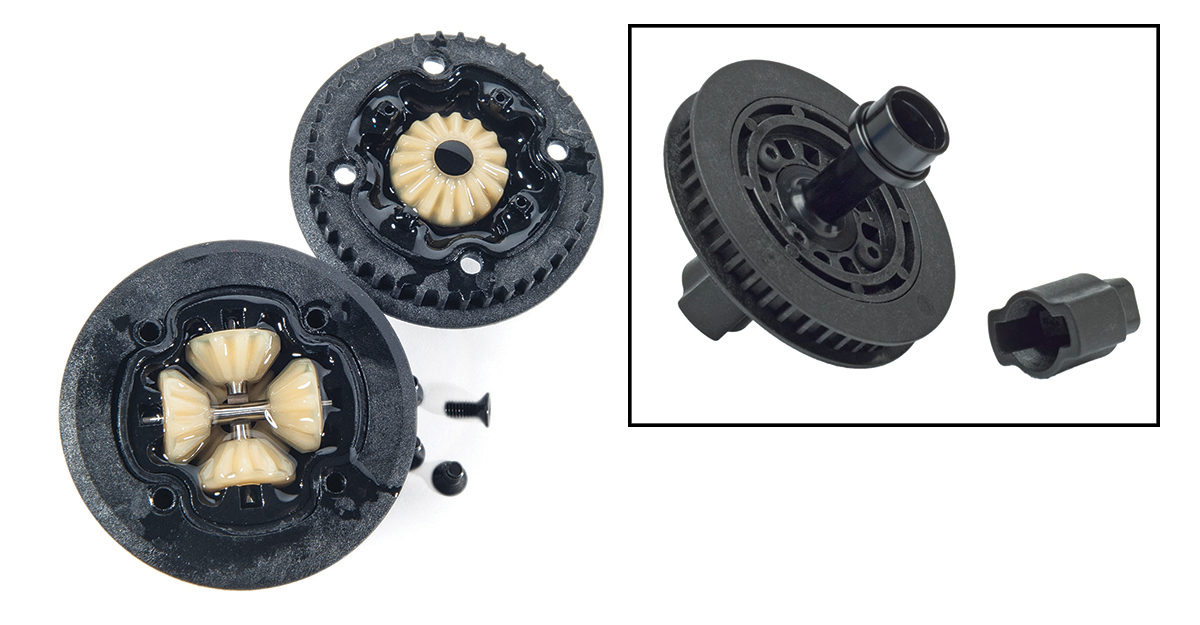 Team Associated TC7 differential spool