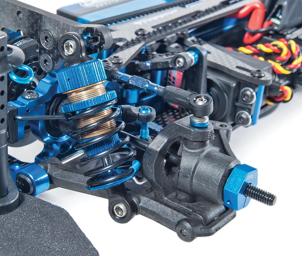 Team Associated TC7 shock RGB