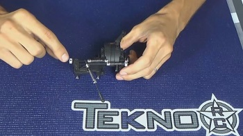 Tekno RC Brake Linkage [VIDEO]