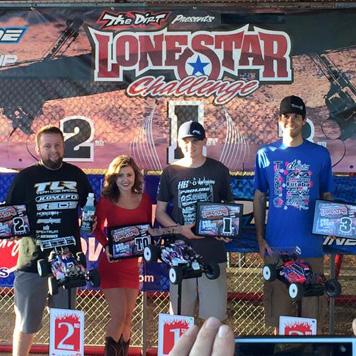 Lonestar Challenge: HB/HPI Racing's Tessmann Wins Pro Buggy