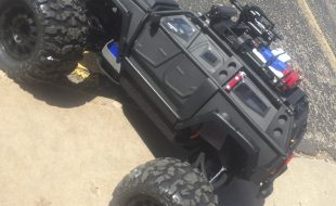 Apocalypse-ready Traxxas Summit by Eddie Reyes [READER'S RIDE]