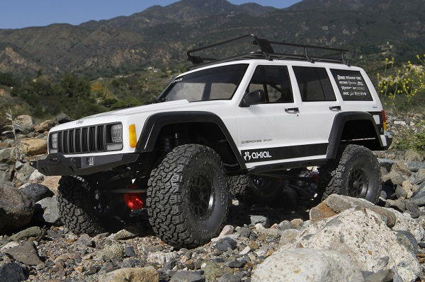 Axial SCX10 II 2000 Jeep Cherokee 1_10 Electric 4WD Kit (1)