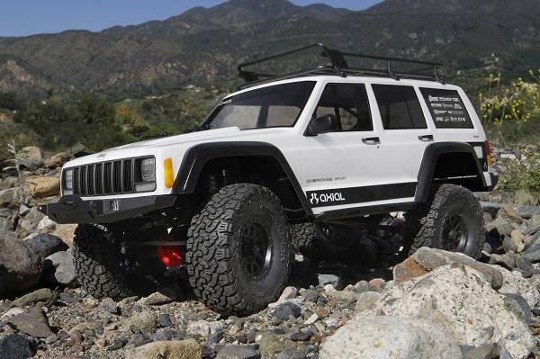 Axial SCX10 II 2000 Jeep Cherokee 1_10 Electric 4WD Kit (1)