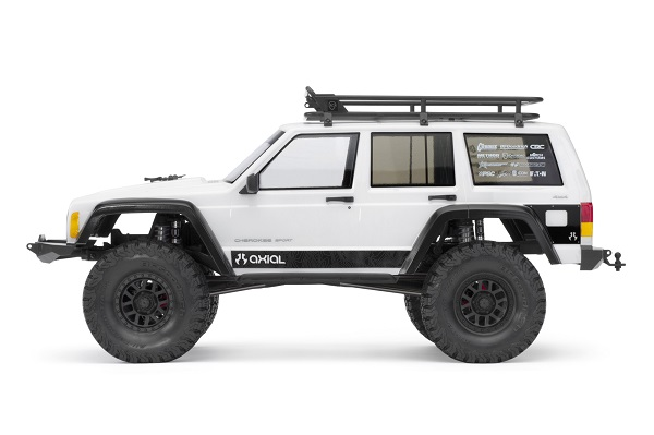 Axial SCX10 II 2000 Jeep Cherokee 1_10 Electric 4WD Kit (10)