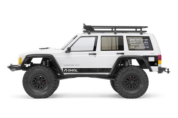 Axial SCX10 II 2000 Jeep Cherokee 1_10 Electric 4WD Kit (10)