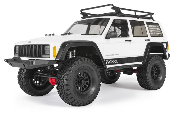 Axial SCX10 II 2000 Jeep Cherokee 1_10 Electric 4WD Kit (5)
