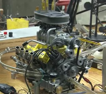 V8-Powered Race Cars Should Be A Racing Class