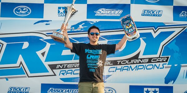 Yokomo's Volker Wins the 2016 Reedy TC Race of Champions