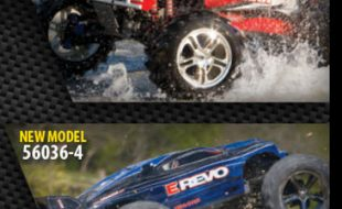 "Traxxas to Offer Lower-Priced ""Batteries Not Included"" E-Maxx and E-Revo; T-Maxx Gets TSM"