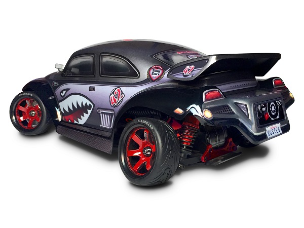 FireBrand RC BloodShot-RT9 On-Road Wheels And Fang Tires (1)