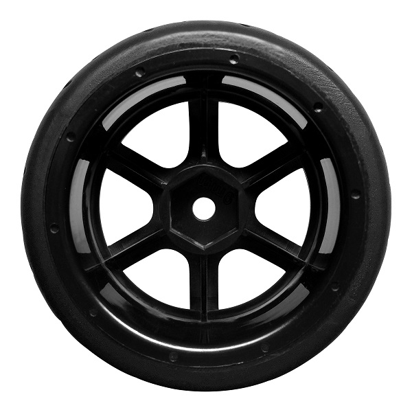 FireBrand RC BloodShot-RT9 On-Road Wheels And Fang Tires (3)