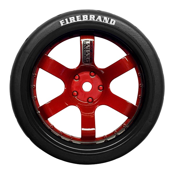 FireBrand RC BloodShot-RT9 On-Road Wheels And Fang Tires (5)
