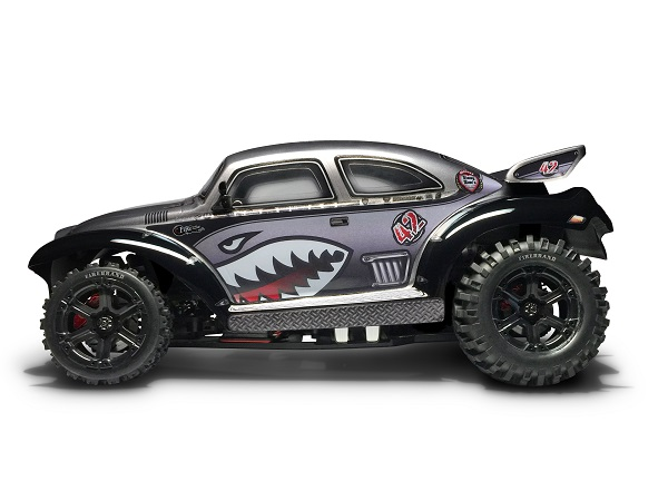 FireBrand RC SANDSHARK All-Purpose Baja_Rally-XBash Body  (1)