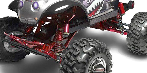 FireBrand RC SANDSHARK All-Purpose Baja/Rally-X/Bash Body