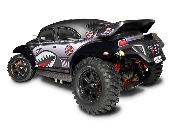 FireBrand RC SANDSHARK All-Purpose Baja_Rally-XBash Body  (6)