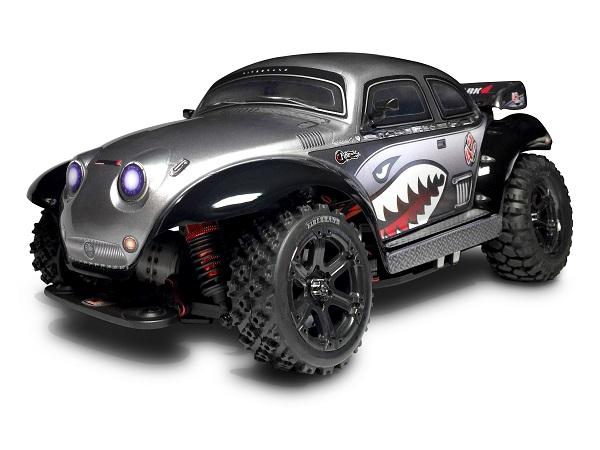 FireBrand RC SANDSHARK All-Purpose Baja_Rally-XBash Body  (7)