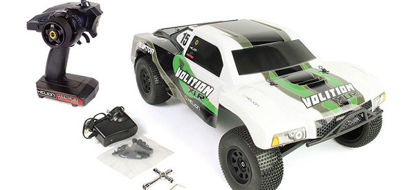 Helion Updates RTR Volition XLR 2wd Short Course Truck With Brushless ESC And 4-Pole Motor (2)