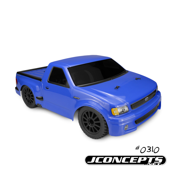 JConcepts 1999 Ford SVT F-150 Scalpel Body (2)