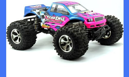 Old School Losi LST! [Kev's Bench]