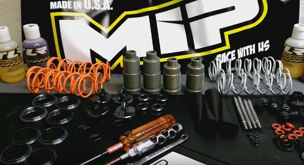 MIP Big Bore Shock System For The Losi 15 5IVE-T