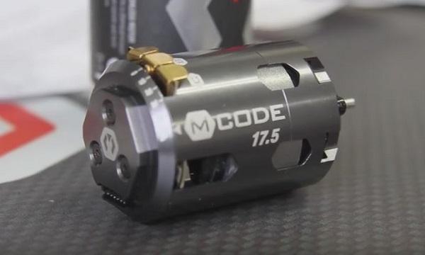 Motiv RC M-Code Brushless Motor Assembly With Paul Lemieux