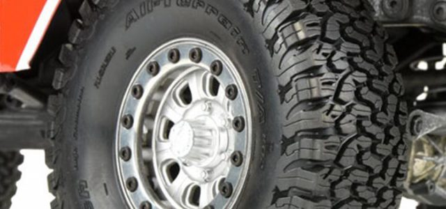 Pro-Line BFGoodrich All-Terrain KO2 G8 Now Available In 1.9″