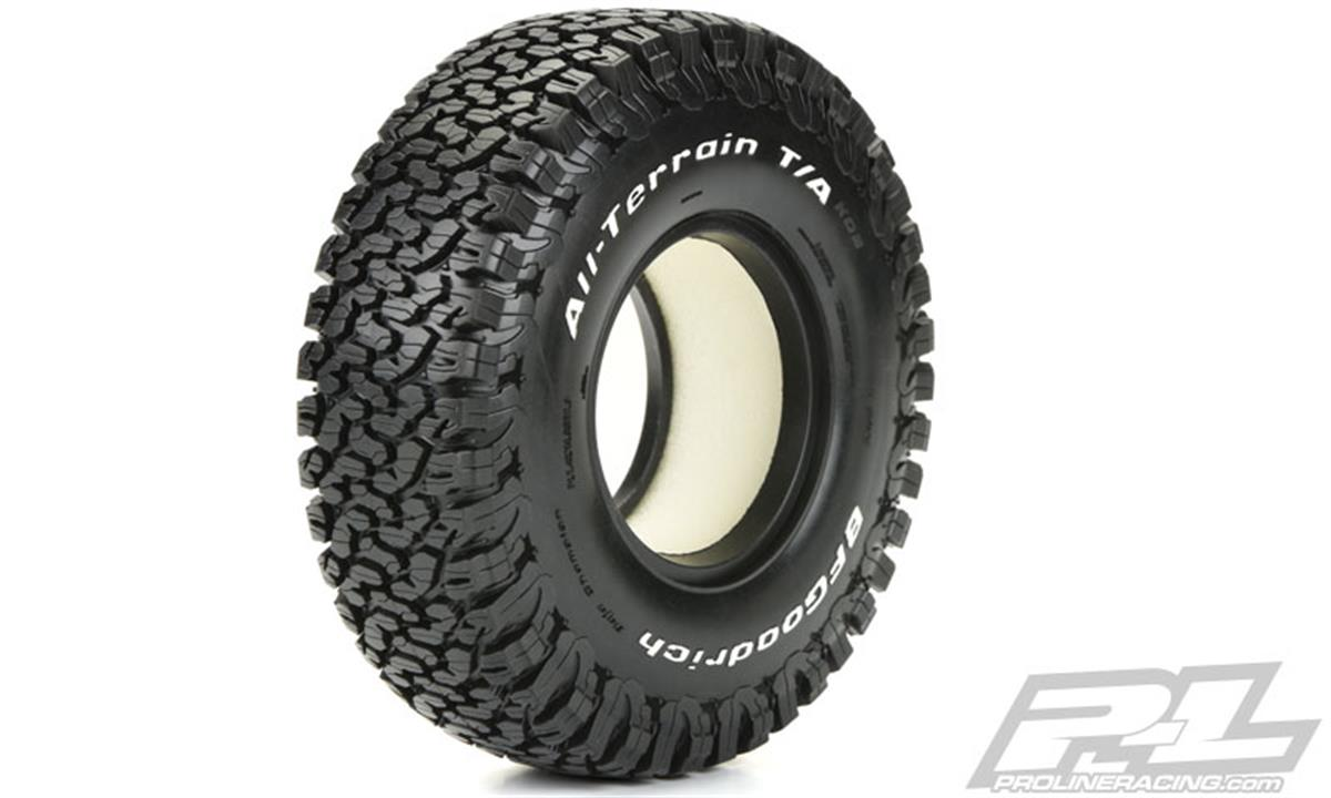 pro line bfgoodrich all terrain ko2 g8 now available in 1 9 rc car action. Black Bedroom Furniture Sets. Home Design Ideas