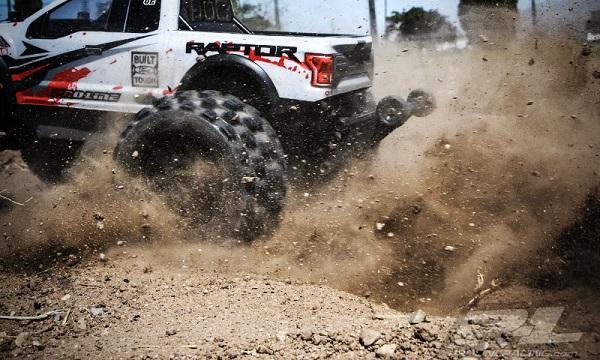 Pro-Line Badlands MX28 2.8 All Terrain Truck Tire (2)