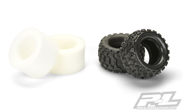 Pro-Line Badlands MX28 2.8 All Terrain Truck Tire (5)