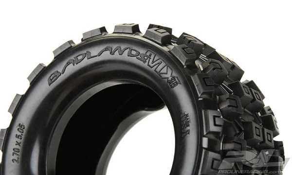 Pro-Line Badlands MX28 2.8 All Terrain Truck Tire (6)