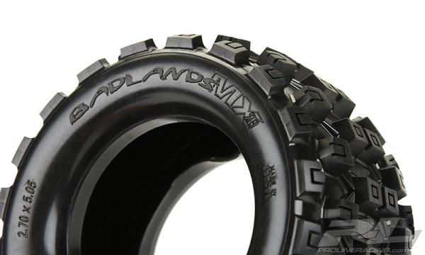 Pro-Line Badlands MX28 2.8 All Terrain Truck Tire (6)