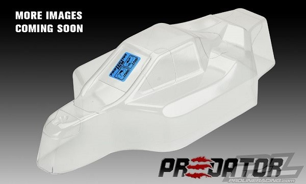 Pro-Line-Predator-Clear-Body-For-The-MBX7R