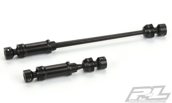Pro-Spline HD Center Drive Shafts For The Traxxas E-Revo & Summit (1)