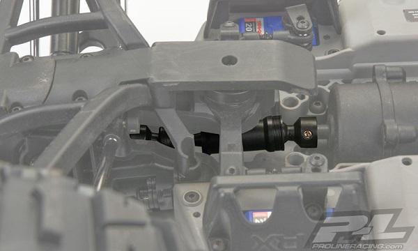Pro-Spline HD Center Drive Shafts For The Traxxas E-Revo & Summit (3)