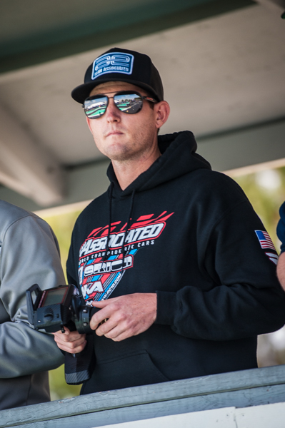 Off-road ace Ryan Cavalieri (Team Associated) is showing that his talents can go beyond the off-road track and sits in fifth overall- the highest ranked American driver.