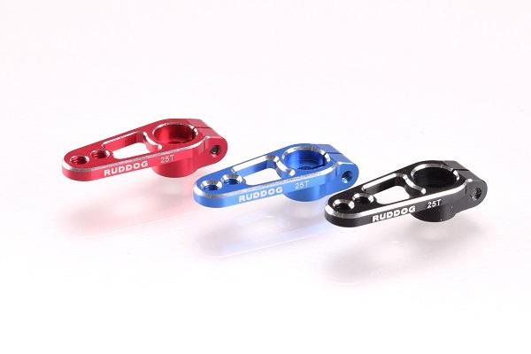 RUDDOG Aluminium Servo Horns (1)