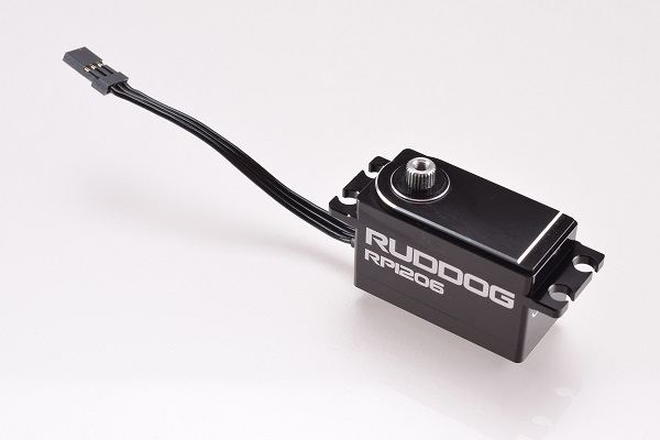 RUDDOG RP1206 Low Profile Servo (1)
