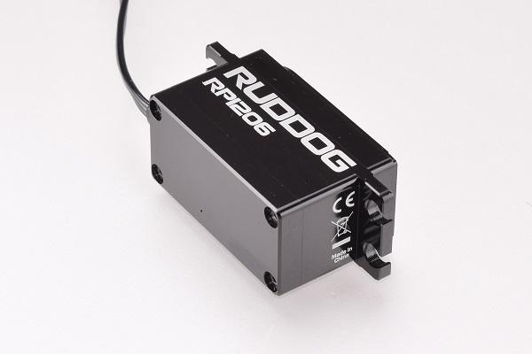RUDDOG RP1206 Low Profile Servo (3)