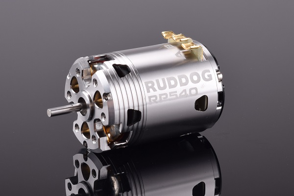 RUDDOG RP540 Sensored Competition Brushless Motors (1)