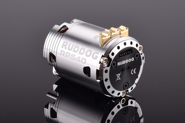 RUDDOG RP540 Sensored Competition Brushless Motors (2)