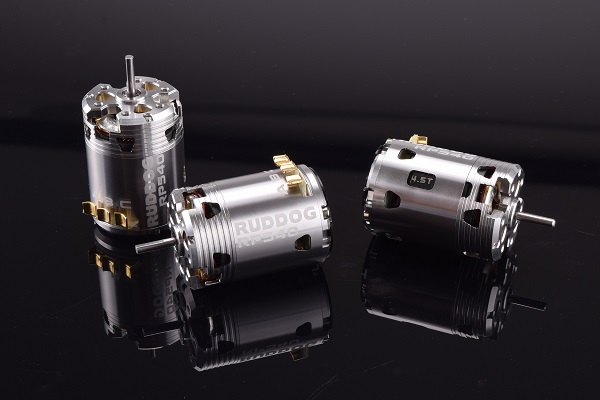 RUDDOG RP540 Sensored Competition Brushless Motors (3)