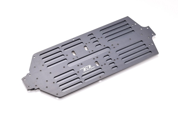 Revolution Design Aluminium Chassis For The Carisma 4XS 4WD Buggy (1)