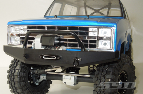 SSD Titanium Steering Links For The Vaterra Ascender (2)