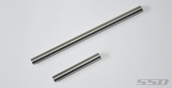 SSD Titanium Steering Links For The Vaterra Ascender (3)