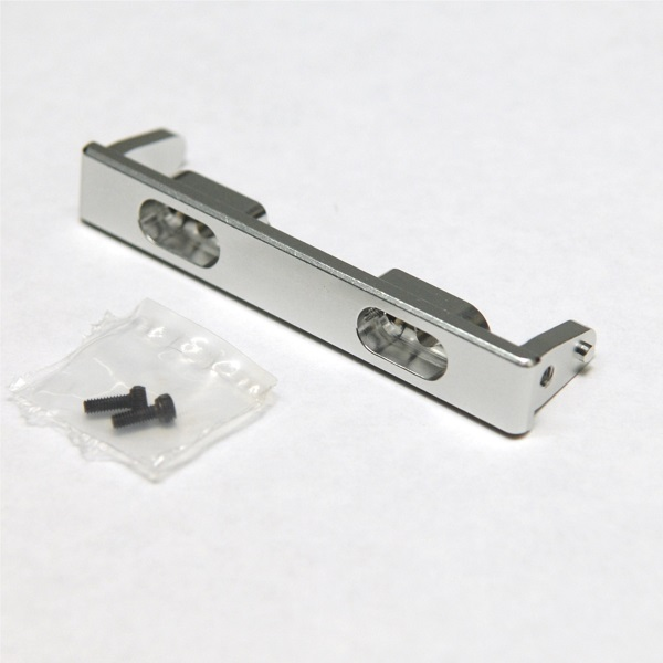 ST Racing Concepts Aluminum Chassis Rail Brace And Bumper Mount For The Axial SCX10 (11)