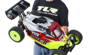 Big Gas-Burnin' Buggy: TLR Announces New 5IVE-B [VIDEO]